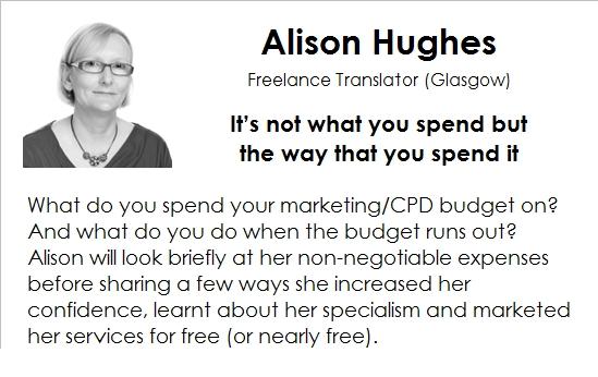 Alison Hughes BP16 card