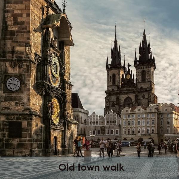 BP16 Translation Conference Prague - Old town walk