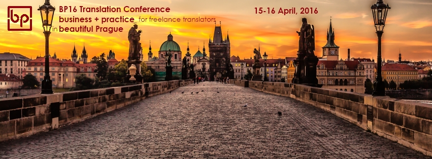 BP16 Translation Conference Prague FB cover photo