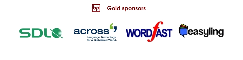 BP16 Translation Conference Prague - former Gold sponsors