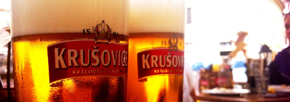 Beer = Pivo